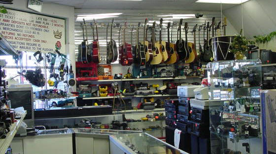 pawn shop in california - 2